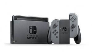 Nintendo - Switch™ 32GB Console - Gray Joy-Con™