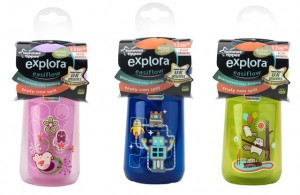 Tommee Tippee Explora Active Sipper (insulated) 12m+ #TT44601070