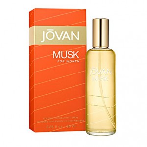 Jovan Musk Women Cologne Concentrate Spray by Jovan, 3.25 Ounce (Open Box)