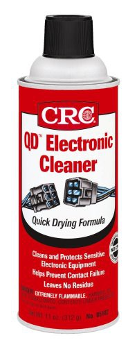 CRC Quick Dry Electronic Cleaner - 11 Wt Oz.
