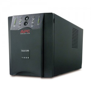APC SUA1000 Smart-UPS 1000VA for servers and voice and data networks