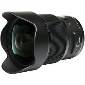 Sigma 20mm Camera Lens F1.4 DG HSM ART Lens for Nikon F