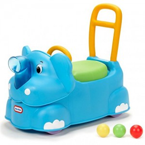 Little Tikes Scoot Around Animal Ride-On - Elephant - 640704