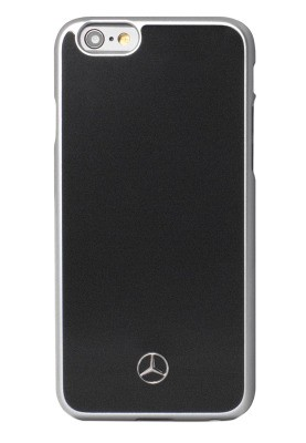 Mercedes-Benz Dynamic Mettalic Plate Hard Case for iPhone 6/6S