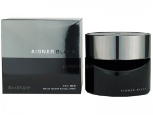 Aigner Black For Men 125 ml Eau de Toilette - 4631