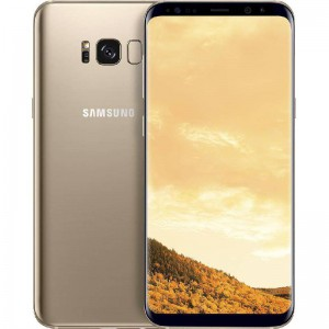 "Samsung Galaxy S8 Plus 6.2"" 4GB, 64GB, 4G, 12MP/8MP - Gold"