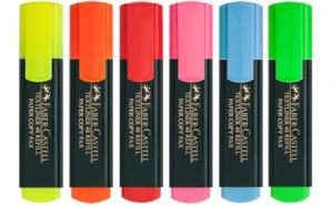 Maxi - HighLighter Pen Asst 6 Color