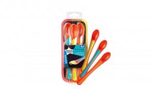 Tommee Tippee Explora 3 x Heat Sensing Weaning Spoons #TT446610
