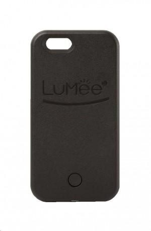 Lumee Light me up Illuminated Cell Phone Case - Black
