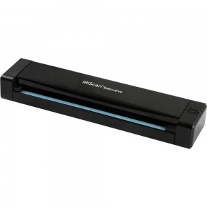 IRIS Scan Executive 4 Duplex Portable Mobile Document Image Portable Color Scanner USB powered - 458737