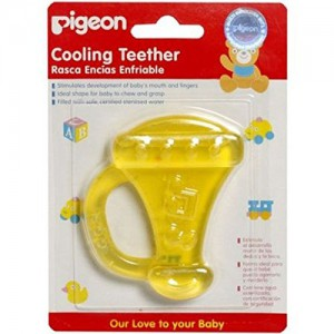 Pigeon Cooling Teether 4+ Months- Trumpet