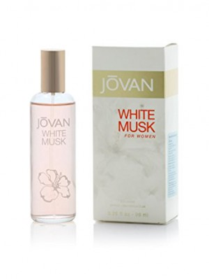 Jovan White Musk For Women, Cologne Spray - 96ml