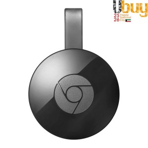 Google Chrome Cast  - Black