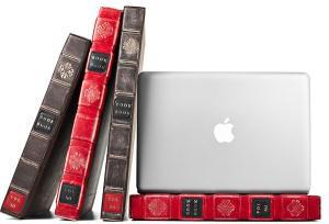 BookBook Hardback Leather case for Macbook Pro