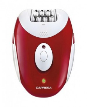Carrera Rechargeable Hair Removal Epilator 9143061