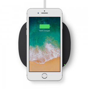 Belkin Qi Wireless Charging Pad, Compatible with iPhone 8 / 8 Plus and iPhone X