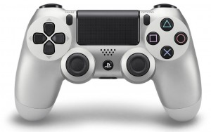 DualShock 4 Wireless Controller for PlayStation 4 SP Edition Silver