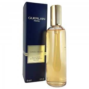 SHALIMAR By GUERLAIN FOR WOMEN- EAU DE TOILETTE SPRAY REFILL (3.1 Oz)