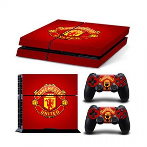Manchester UTD Playstation Sticker