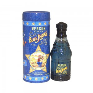 Versus- Blue Jeans Men's Perfume EDT, 75ml - 732