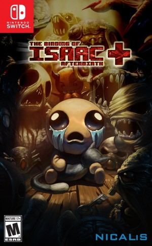 The Binding of Isaac: Afterbirth+ - Nintendo Switch R1