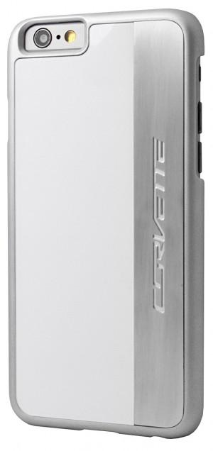 Corvette Hard Case Brushed Aluminum for iPhone 6 Plus/6S Plus