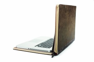 Twelve South 12-1001 BookBook,  Hardback Leather Case for 13-inch MacBook Pro
