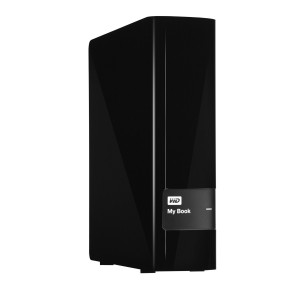 """WD My Book  - 3.5"""" external hard drive 4TB - USB 3.0"""