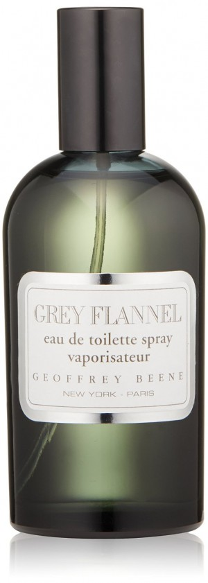 Geoffrey Beene Grey Flannel EDT Spray 120 ml for Men