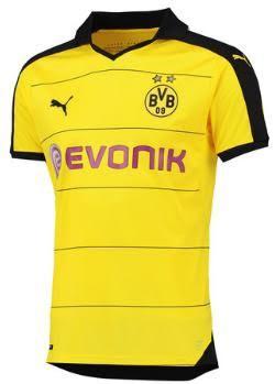 BVB Dortmund Home Jersey 15-16