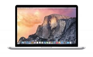 Apple MacBook Pro 15-inch Retinaquad-core i72.2GHz/16GB/256GB/Iris Pro Graphics (AP1MJLQ2)