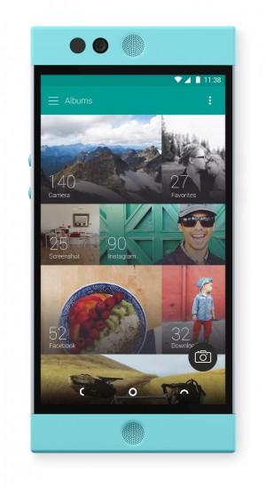 Nextbit Robin Factory Unlocked GSM Smartphone - Mint