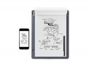 Wacom CDS-810S Bamboo Slate Tablet, Large