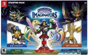 Skylanders Imaginators Starter Pack - R1 Nintendo Switch