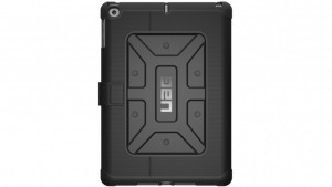 Urban Armor Gear Metropolis Flip Cover for iPad 9.7 - Black