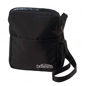 Dr. Brown's 903-DB Insulated Bottle Tote, Black