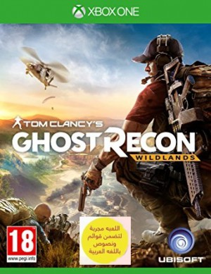 Tom Clancy's Ghost Recon: Wildlands – Xbox Game