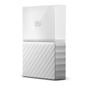 WD 4TB White My Passport  Portable External Hard Drive USB 3.0