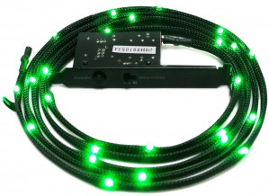 NZXT LED CABLE 2MTR GREEN CB-LED20-GR