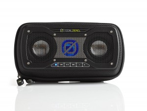 Goal Zero Rock Out 2 Solar Rechargeable,Bluetooth Speaker-Black