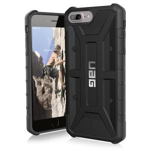 UAG iPhone 7/6SPlus (5.5 Screen) Pathfinder Case-Black(Black-Visual Packaging)