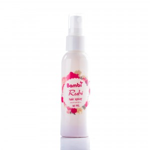 Bambi Rubi Hair Perfume - 50ml