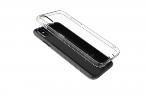 Devia Anti-shock soft case for iPhone X - DEVIA-SOFTX-CRCL (Clear)
