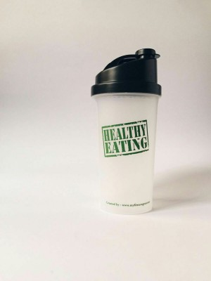 My Fitness Gear Protein Shaker Bottle 700 ml- Healthy eating