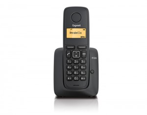 GIGASET - A120 CORDLESS PHONE