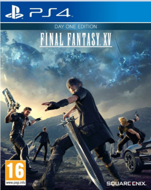 PS4 Final Fantasy XV - R2