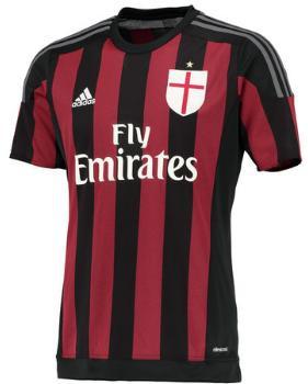 AC Milan Home Jersey 15-16