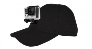 Actionhat : Hat Mount for GOPRO Camera