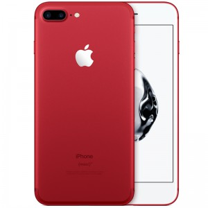 "Apple iPhone 7 Plus 128GB Special Edition, 5.5"" Retina HD Display, LTE - Red"
