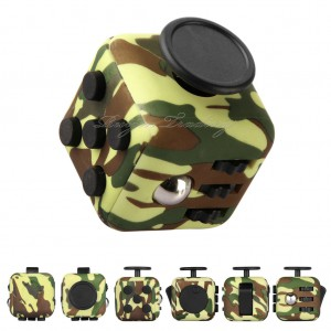 Focus Cube Fidget Toy For Anxiety Stress Relief (Special Edition)